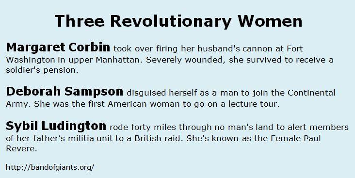 women rev